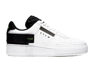 Air Force 1 Drop Type White Black Volt - HDG.sales