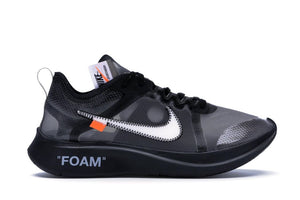 Nike x Off-White Zoom Fly Black - Authentic limited sneakers at HDG.sales