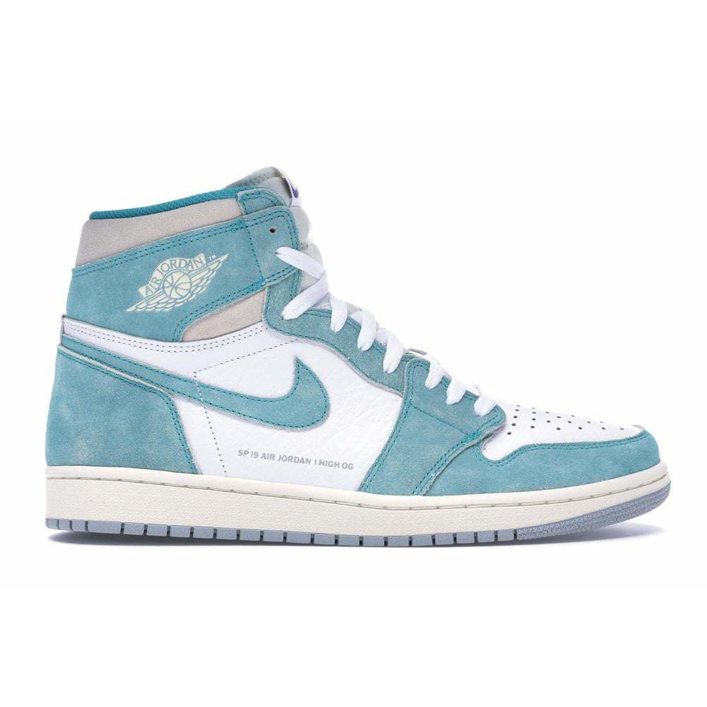 Air Jordan 1 High OG Turbo Green - Authentic limited sneakers at HDG.sales