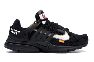 Nike x Off-White Presto Black - Authentic limited sneakers at HDG.sales