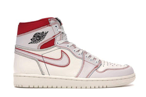 Air Jordan 1 High OG Phantom Gym Red - Authentic limited sneakers at HDG.sales