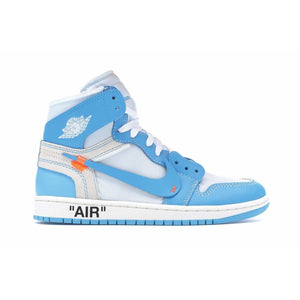 Air Jordan 1 x Off-White University Blue UNC - Authentic limited sneakers at HDG.sales