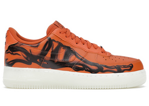 Air Force 1 Skeleton Orange