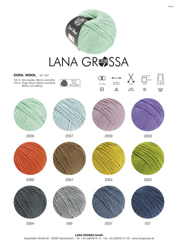 Cool Wool Lana Grossa