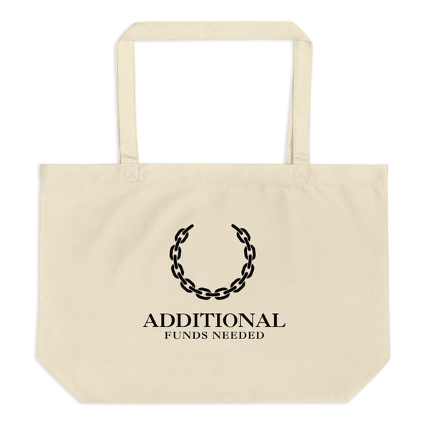 AFN Large Organic Tote Bag