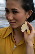 Load image into Gallery viewer, Goldfish Porcelain Earrings