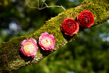 Load image into Gallery viewer, Peony Earrings
