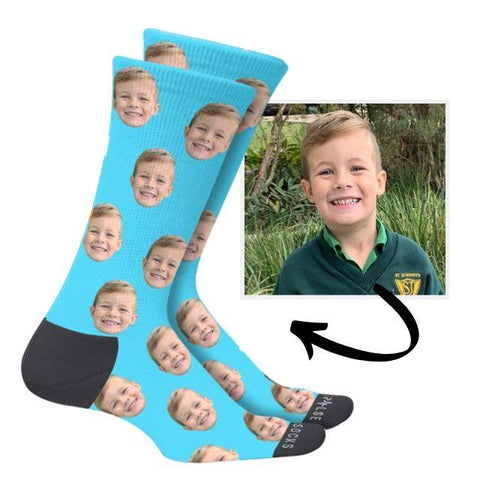 Image of Custom Face Socks