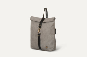 Burban mini rolltop grey