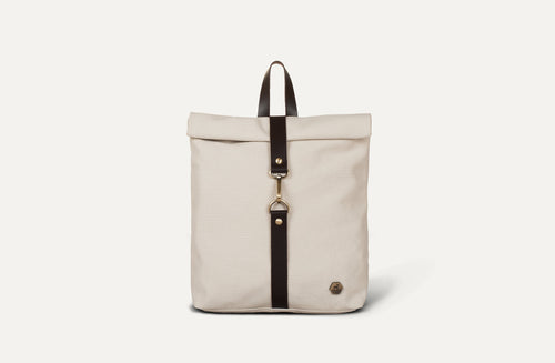 Burban mini rolltop off white