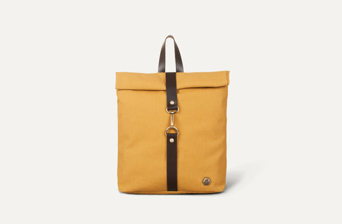 Burban mini rolltop yellow senf