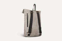 Laden Sie das Bild in den Galerie-Viewer, Burban Zip Foldtop grey