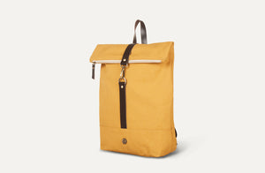 Burban Zip Foldtop yellow senf