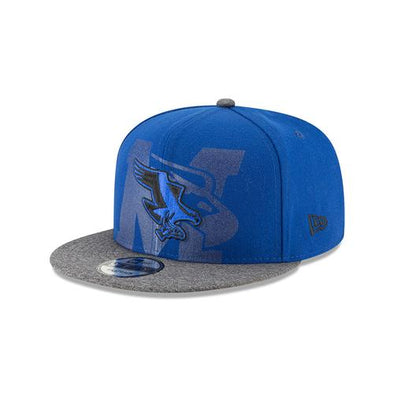 Missoula Osprey New Era 9FIFTY Logo Peek Cap