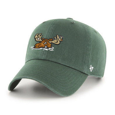 Missoula PaddleHeads '47 Brand Clean Up Game Hat