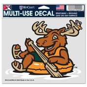 Missoula PaddleHeads Float Decal