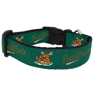 Missoula PaddleHeads Dog Collar