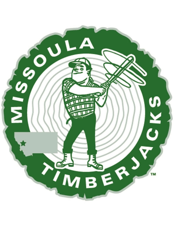 Missoula Timberjacks Official On-field cap