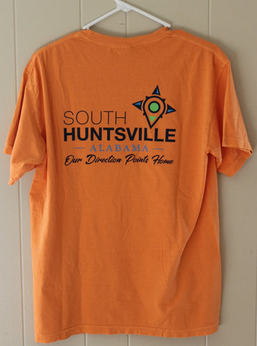 South Huntsville Short Sleve T-Shirt (Four Color Options)