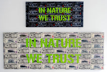 Load image into Gallery viewer, IN NATURE WE TRUST - Crop Hoodie Signed Acool55