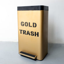 Load image into Gallery viewer, Gold Trash by Acool55 002