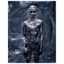 Load image into Gallery viewer, Plastic Bride (0ne) Imagine a World Without Plastic