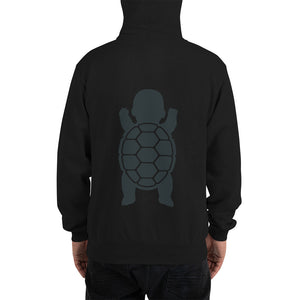 Baby Turtle - Champion Hoodie