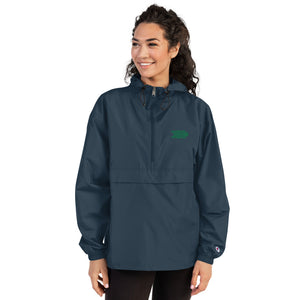 Baby Turtle - Unisex - Embroidered Champion Packable Jacket