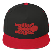 Load image into Gallery viewer, BABY TURTLE - Flat Bill Cap