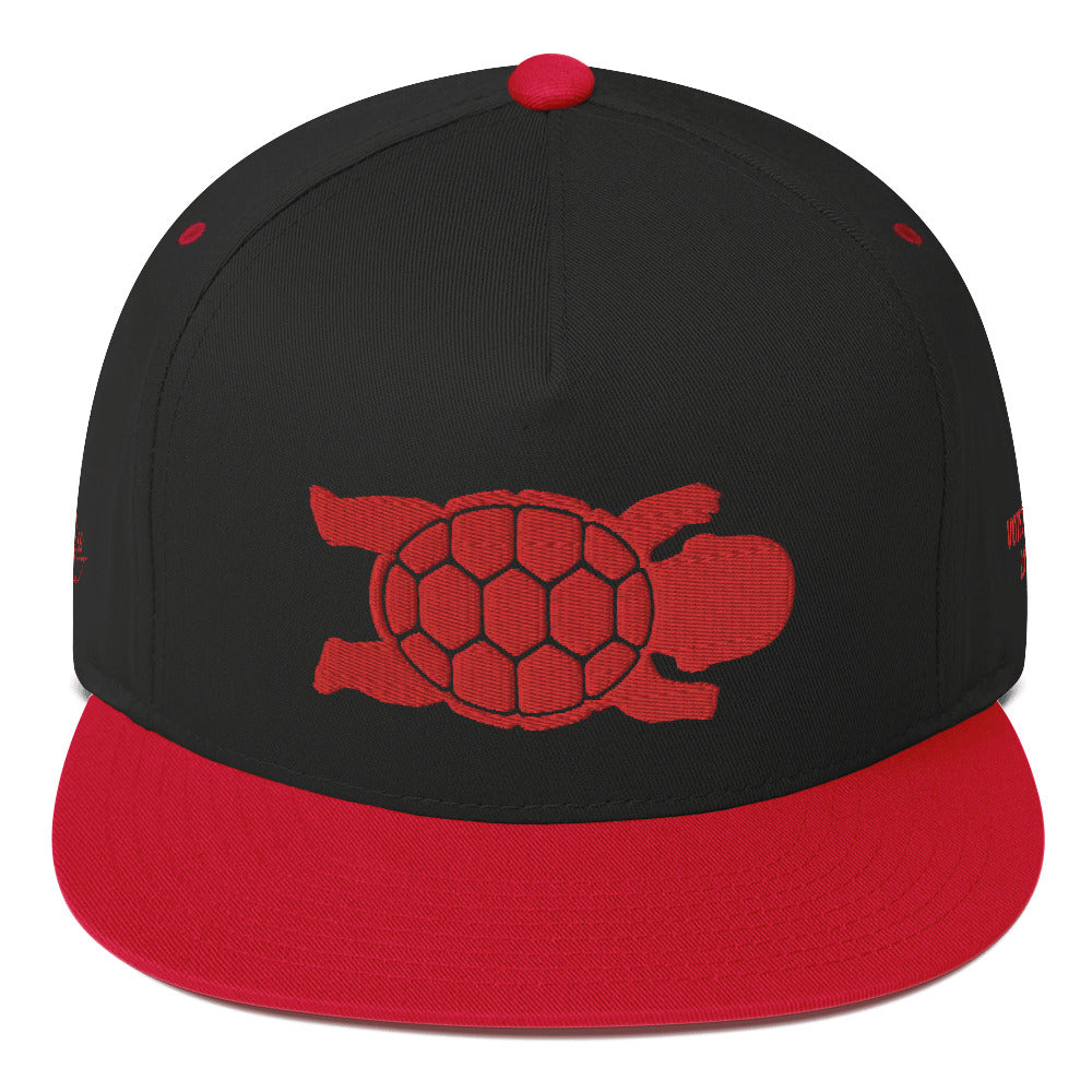 BABY TURTLE - Flat Bill Cap