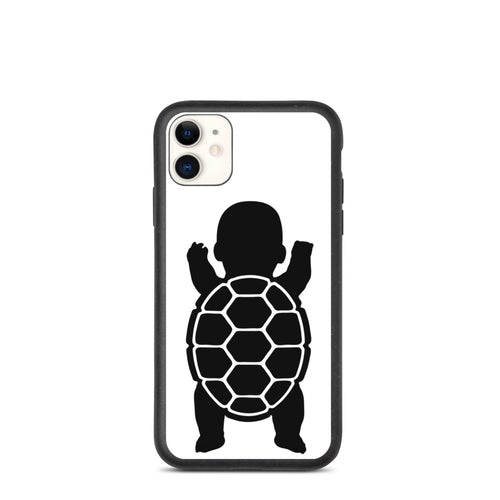Baby Turtle - Biodegradable iPhone case