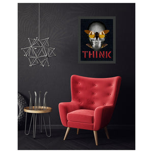 "Immortal - THINK - 17x22"" Limited Edition Print"
