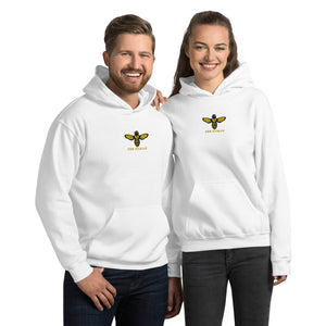BEE HUMAN by Acool55 - LTD Edition - Unisex Hoodie - EMBROIDERY
