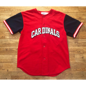 Starter Original Vintage ST LOUIS CARDINALS Mark McGwire MLB Baseball Authentic Jersey