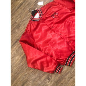VINTAGE SWINGSTER NBA CHICAGO BULLS SATIN JACKET