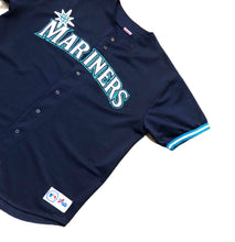 Load image into Gallery viewer, VINTAGE MAJESTIC SEATTLE MARINERS MLB BASEBALL JERSEY