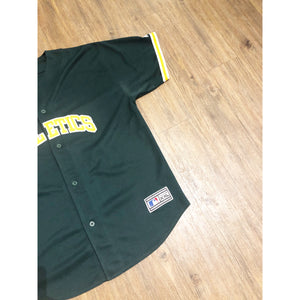Vintage Starter Oakland Athletics MLB Baseball Jersey