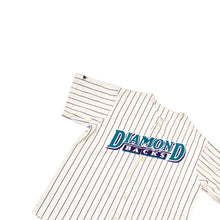 Load image into Gallery viewer, vtg Mens MAJESTIC - ARIZONA DIAMONDBACKS Jersey Shirt Size XL MADE in USA 1990s