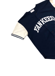 VTG Starter MLB New York Yankees #24 Tino Martinez Baseball Jersey Size Large L