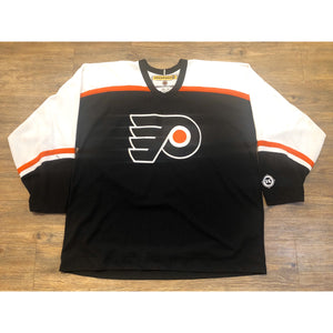 VINTAGE CCM STITCHED PHILADELPHIA FLYERS NHL HOCKEY JERSEY