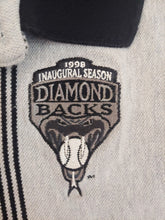 Load image into Gallery viewer, Vintage Arizona Diamondbacks Inaugural Season 1998 POLO T-Shirt Mens XL MLB GRAY