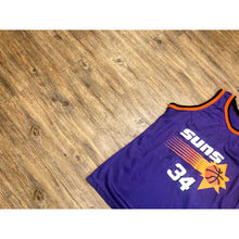 Load image into Gallery viewer, VINTAGE NBA CHAMPION CHARLES BARKLEY PHOENIX SUNS JERSEY