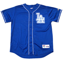 Load image into Gallery viewer, LA DODGERS Authentic Majestic Diamond collection Baseball Jersey SIZE L LARGE
