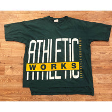 Load image into Gallery viewer, Vintage Nutmeg Oakland Athletics MLB Baseball T-shirt Tee