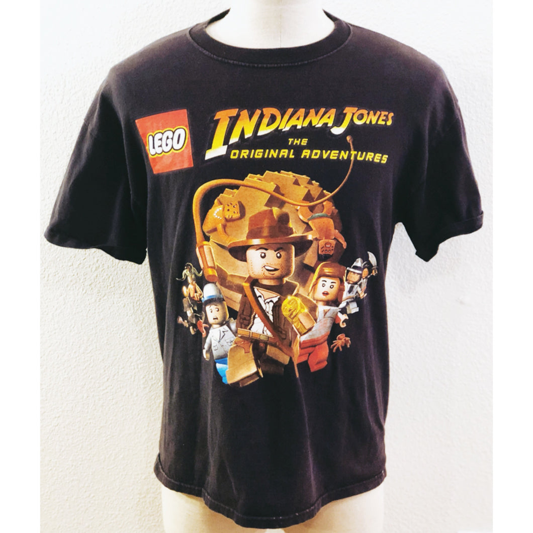 VINTAGE LEGO INDIANA JONES TSHIRT