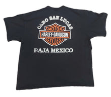 Load image into Gallery viewer, Harley Davidson Vintage Graphic T Shirt Cabo San Lucas Mexico 3XL RARE