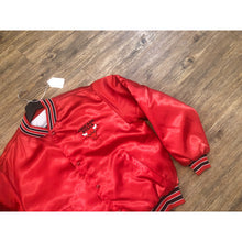 Load image into Gallery viewer, VINTAGE SWINGSTER NBA CHICAGO BULLS SATIN JACKET