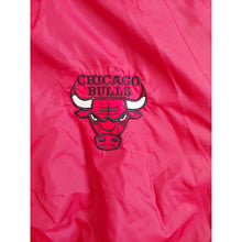 Load image into Gallery viewer, Men's Chicago Bulls Reversible Pullover Jacket, XL, 1/3 front zip, Vintage