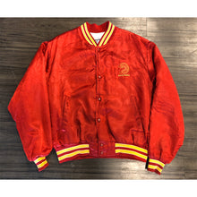 Load image into Gallery viewer, VINTAGE SWINGSTER NBA ALANTA HAWKS SATIN JACKET