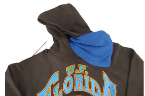Vintage University of Florida Gators UF Hoodie Hooded Sweatshirt sz XL HOODY